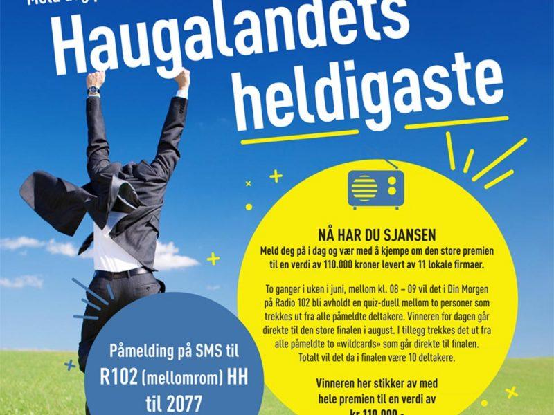 Haugalandets Heldigaste